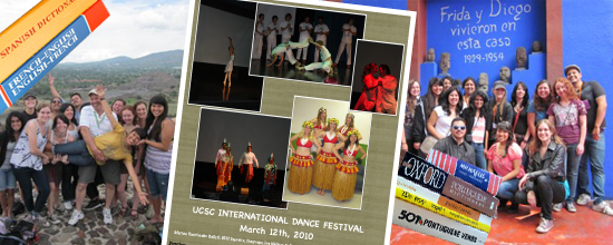 Images of Cuernavaca and International Day of Dance